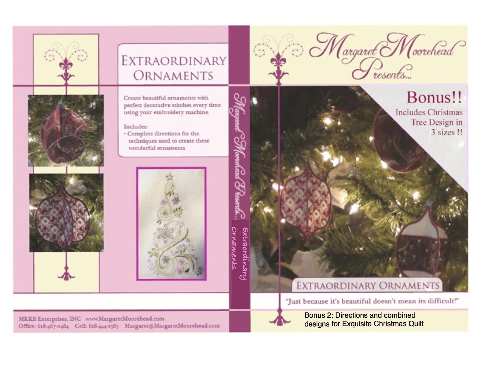 Extraordinary Ornaments