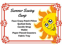 Product Summer Camp OnLine Class