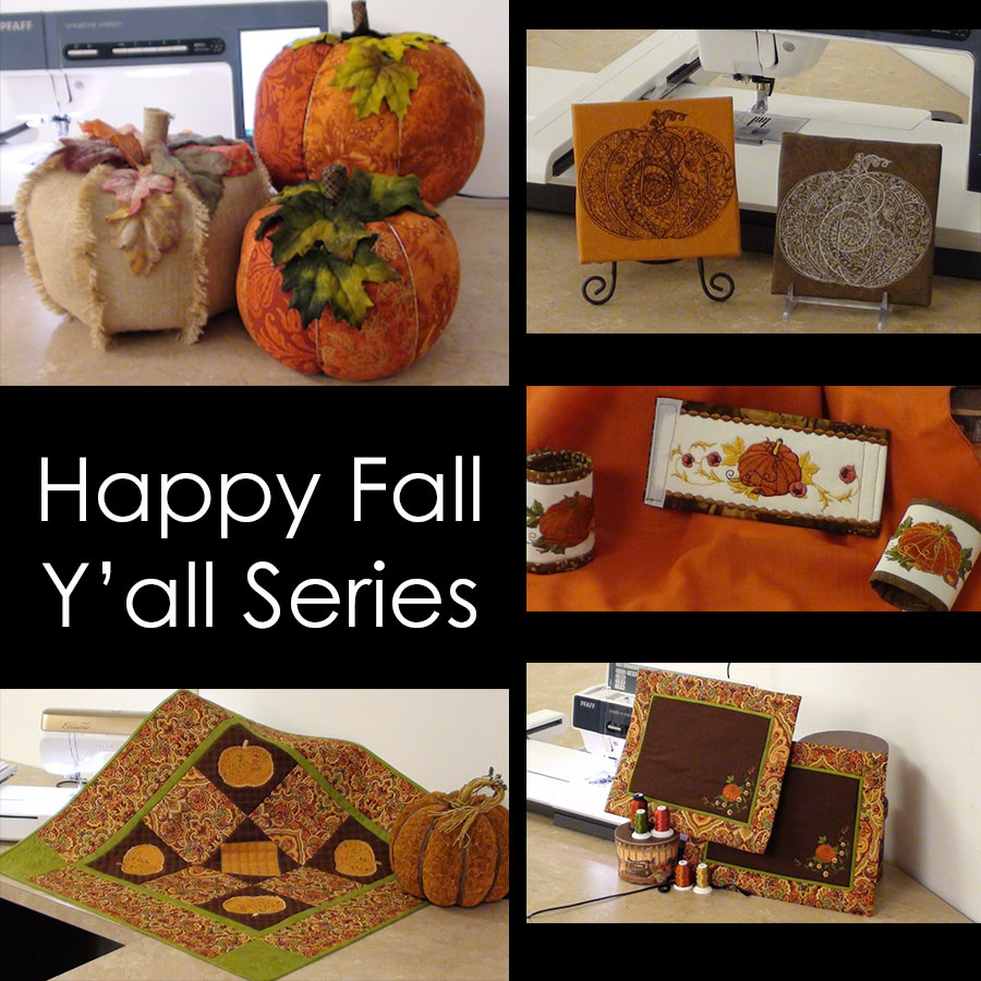Product Happy Fall Y'all Project Series