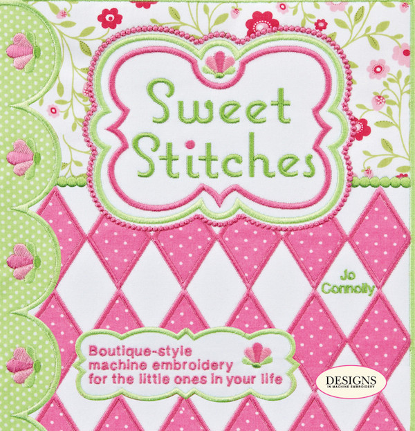 Product Sweet Stitches Book
