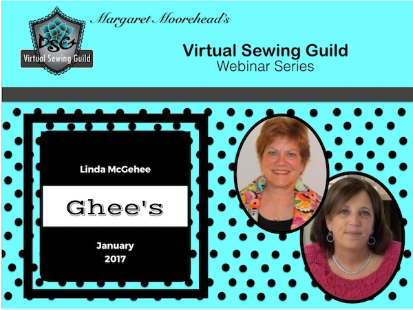 Product: Webinar Recording, Linda McGehee