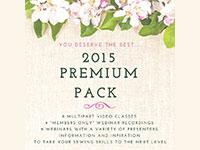 Virtual Sewing Guild Premium Pack