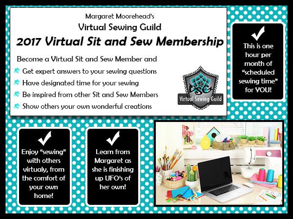 2017 Virtual Sit and Sew Membership