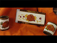 Product: Fall Napkin Rings
