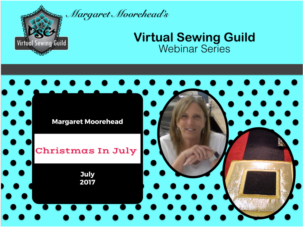 Product: Webinar Recording, Christmas in July
