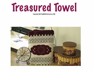 Product: Treasured Towel