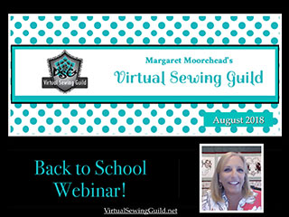 Product: Webinar Recording, Back To School