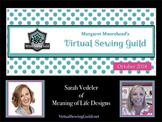 Product: Webinar Recording, Sarah Vedeler